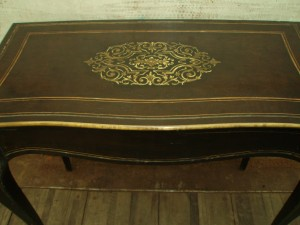 boulle table top