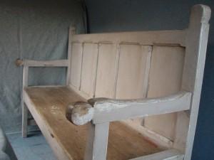 Cork bench