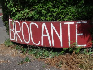 brocante red